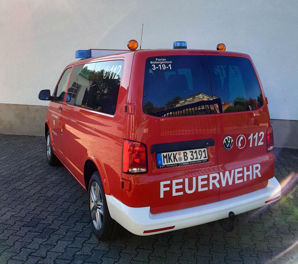 Feuerwehr Biebergemünd